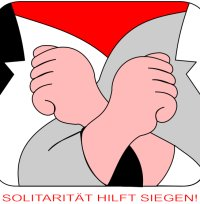 Rote-Hilfe-Symbol