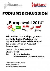 Podiumsdiskussion Plakat1