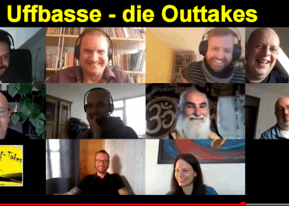 Uffbasse - Outtakes